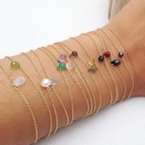 مدل های دستبند طلا اسپرت