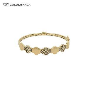 دستبند طلا زنانه کد 1378