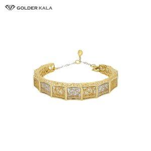 دستبند طلا زنانه کد 792