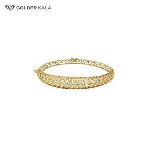 دستبند طلا زنانه کد 1415