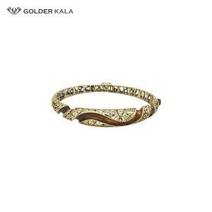 دستبند طلا زنانه کد 1650