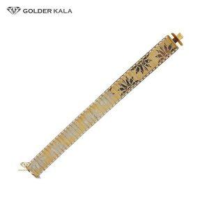 دستبند طلا زنجیری کد 1556