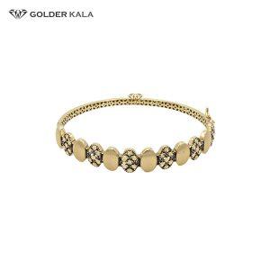 دستبند طلا کد 1400