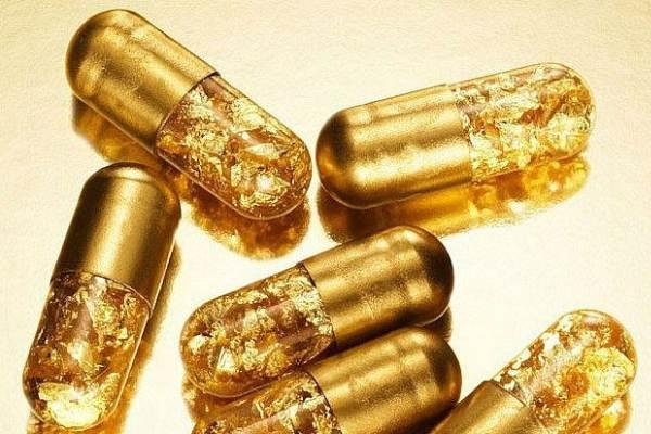 کاربرد طلا در پزشکی