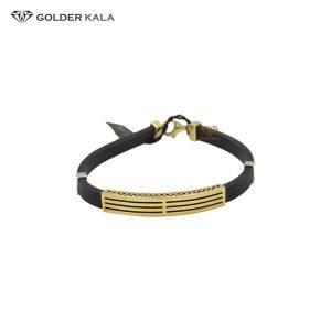 دستبند طلا مردانه کد 1815