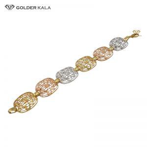 دستبند طلا زنجیری مدل 2094