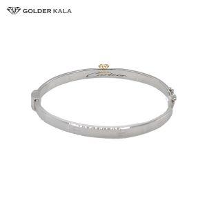 دستبند طلا النگویی مدل 2428