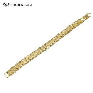 دستبند مدل سکه ای کد 2471