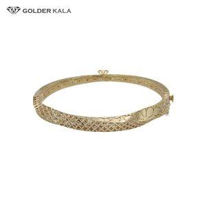 دستبند طلا النگویی مدل 2520