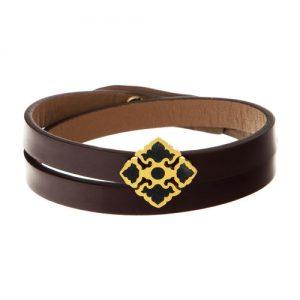 دستبند طلا 18 عیار زنانه