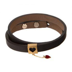 دستبند طلا 18 عیار زنانه تاج درسا
