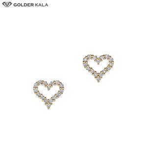 خرید گوشواره های طلا زنانه کد 3694