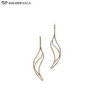 فروش گوشواره زنانه طلا کد 3702