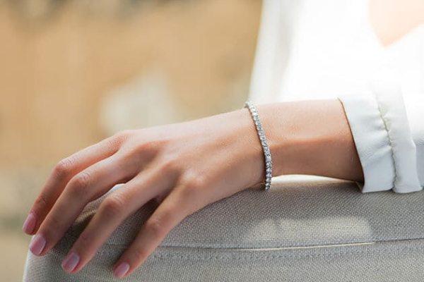 تعیین سایز دستبند طلا