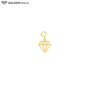خرید گردنبند زنانه طلا کد 3556