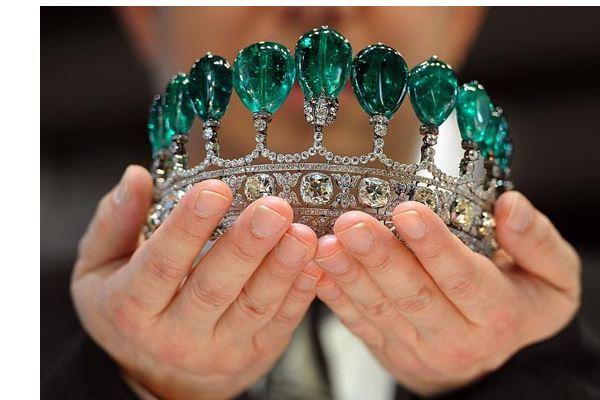 تاج پرنسس کاترینا