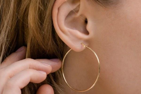 گوشواره های حلقه ای