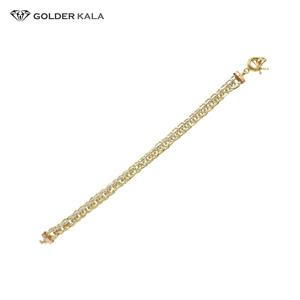 دستبند طلا زنجیری ساده