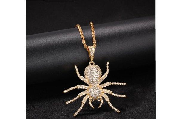 سمبل عنکبوت در جواهرات