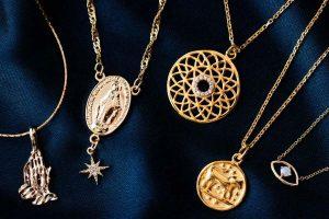 معنای نماد های جواهرات