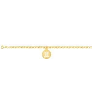 دستبند طلا ماه خرداد زنانه کد 5237
