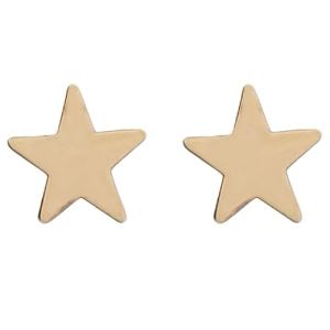 گوشواره دخترانه ستاره کد 5040