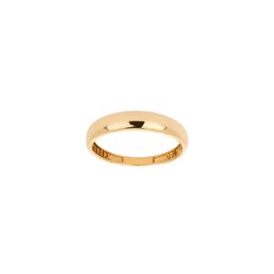 حلقه ساده طلا