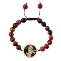 دستبند اسپرت نماد ماه دی کد 5530