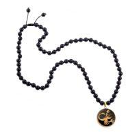 گردنبند نماد ابان ماه کد 5491