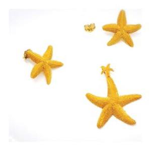 نیم ست زنانه ستاره دریایی