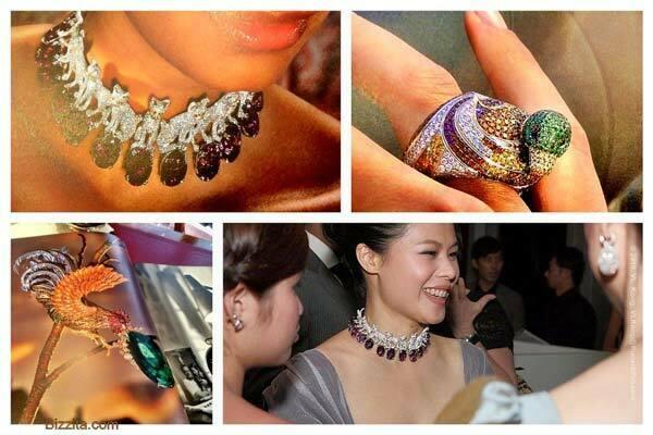 10 برند معروف جواهرسازی دنیا