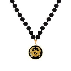 گردنبند طلا نماد تیر کد 5332